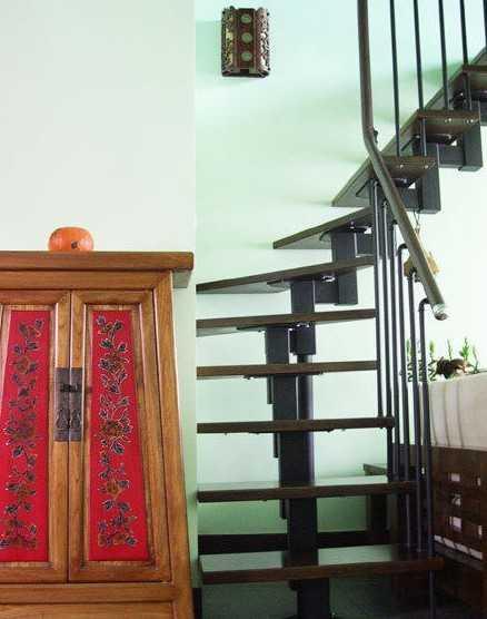 古色古香 网友大晒100平米中式小阁楼